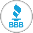 A+ Customer Service Rating from the BBB