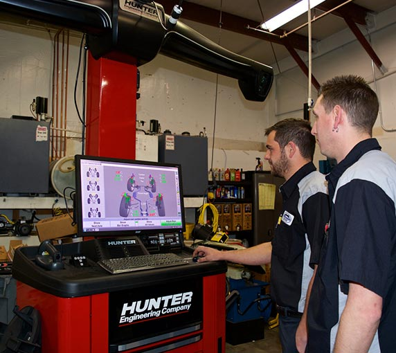 ADVANCED AUTOMOTIVE Diagnostic Testing